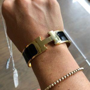 Hermès inspired bracelet